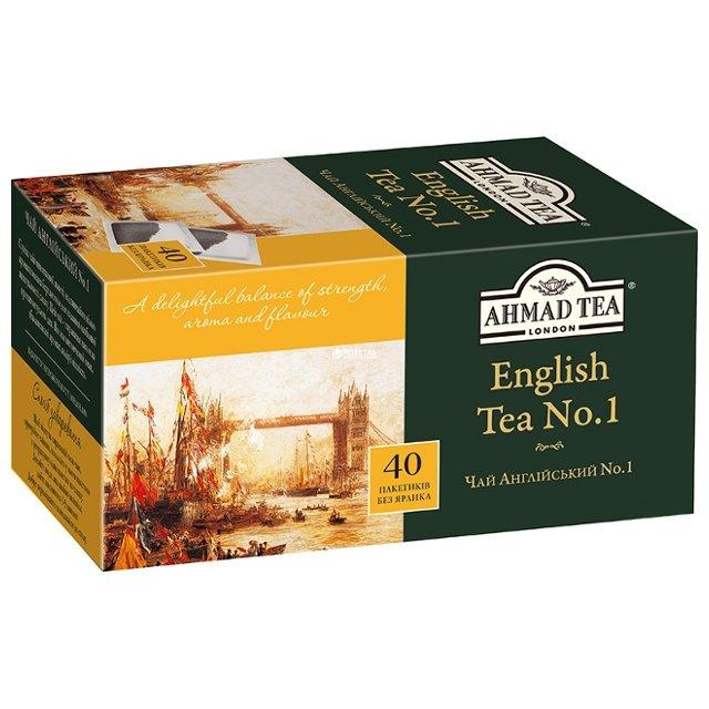 Чай ахмад в пакетиках цена
